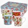 Julie Dodsworth Assorted 4 Mugs Gift Box set
