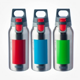 SIGG HOT & COLD ONE ACCENT green 0.3L