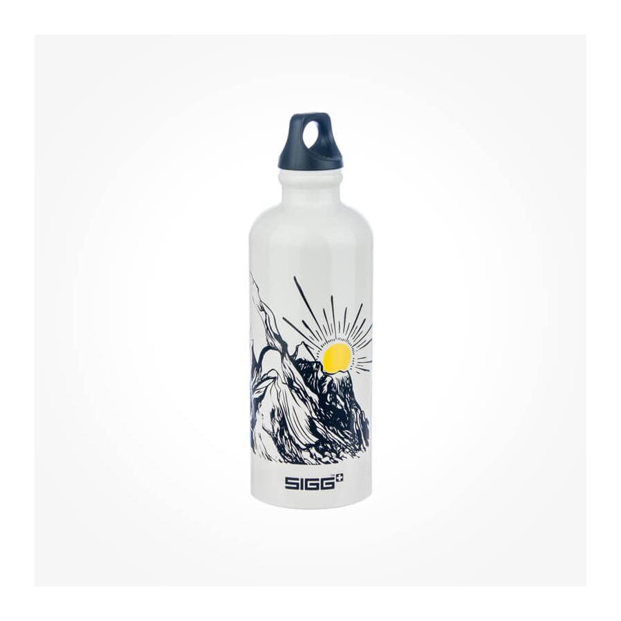 Sigg Original Swiss Mountain 0 6l Water Bottle