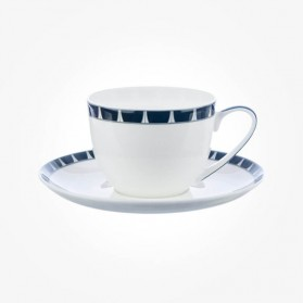 Aynsley Mozart 4 X Teacup & Saucer Box Set