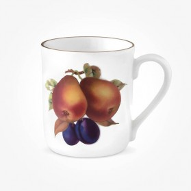 Evesham Gold Mug Pear & Damson