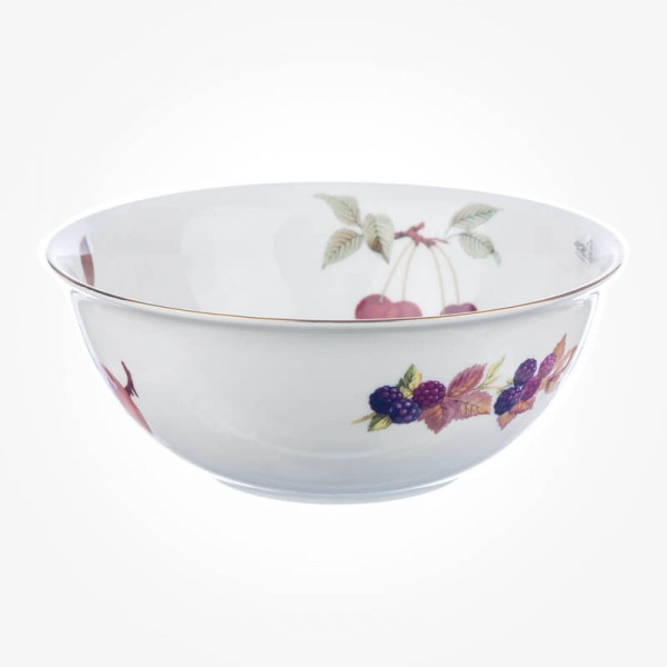 Evesham Gold Deep Bowl Salad Bowl 8.5 inch