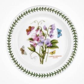 Botanic Garden 10 inch Dinner Plate Sweet Pea