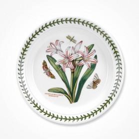 Botanic Garden 8 inch Plate Belladonna Lily