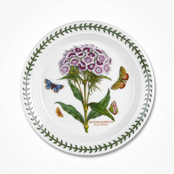 Botanic Garden  8 inch Plate Sweet William