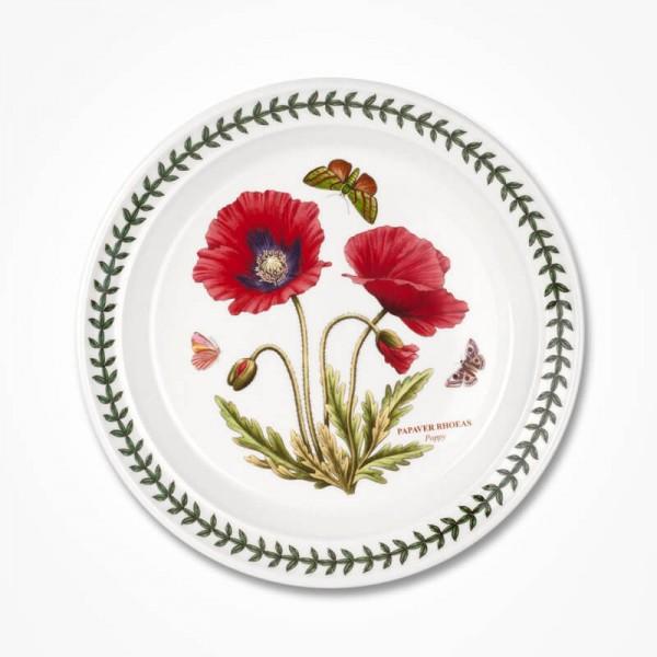 Botanic Garden 8 inch Plate Poppy