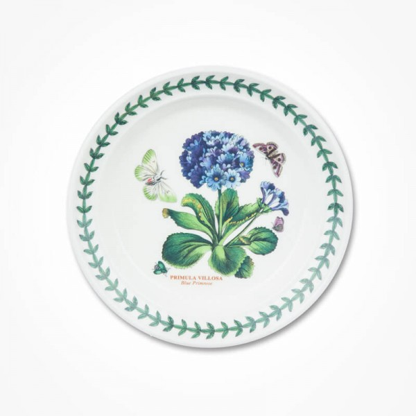 Botanic Garden 6 inch Plate Primula