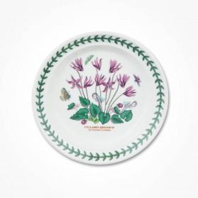 Botanic Garden 6 inch Plate Cyclamen