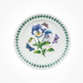 Botanic Garden 6 inch Plate Pansy
