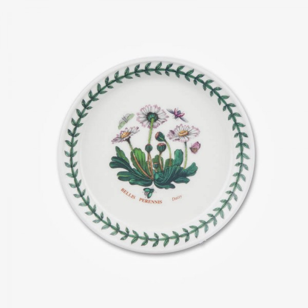 Botanic Garden 5 inch Bread Plate Daisy