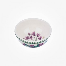 Botanic Garden 5 inch Fruit Rice Bowl Cyclamen