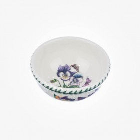 Botanic Garden 5 inch Fruit Rice Bowl Pansy