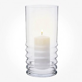 Wibble Large Hurricane Candle included