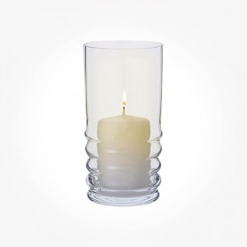 Wibble Small Hurricane Candle Holders