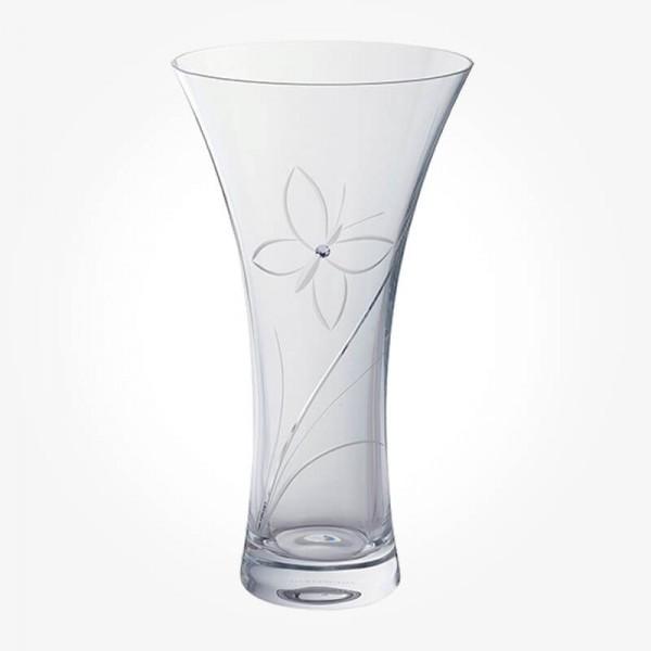 GLITZ Butterfly Large Vase
