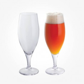 Wine & Bar Beer Glass X 2 Gift Box