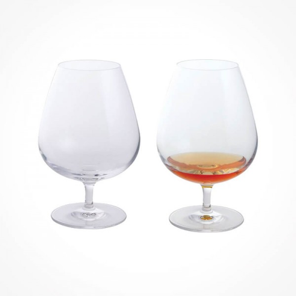 Wine & Bar Brandy Glass X 2 Gift Box