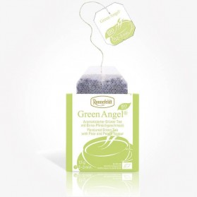 Ronnefeldt tea - Teavelope® Green Angel Organic 25 teabags