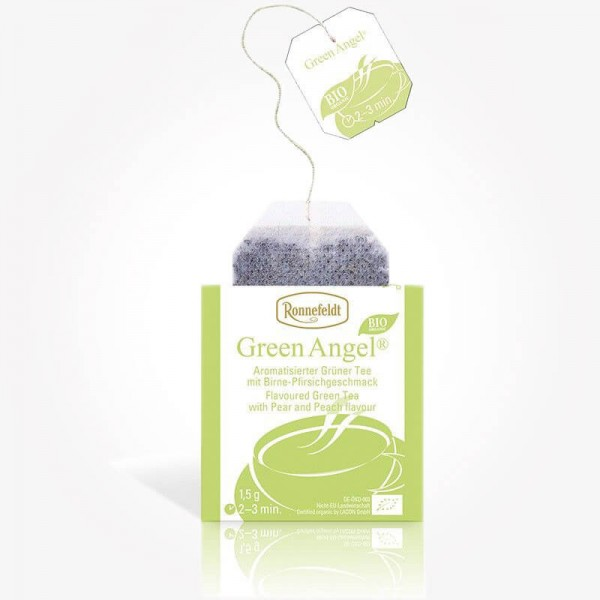 Ronnefeldt tea - Teavelope® Green Angel Organic 25 teabags