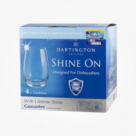 FINISH SHINE ON Tumbler 4 packs
