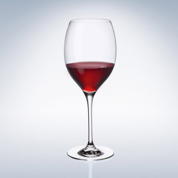 Maxima Crystal Bordeaux Goblet 252mm