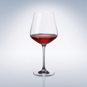 La Divina Burgundy Red Wine Goblet 243mm