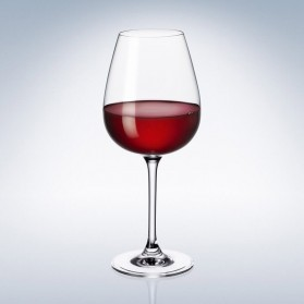 Purismo Red wine goblet intricate delicate