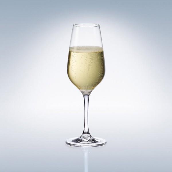 Entrée Crystal Champagne Flute 205mm