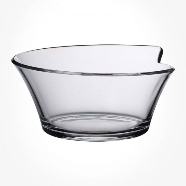 Newwave Glass Bowl 307 X 143mm