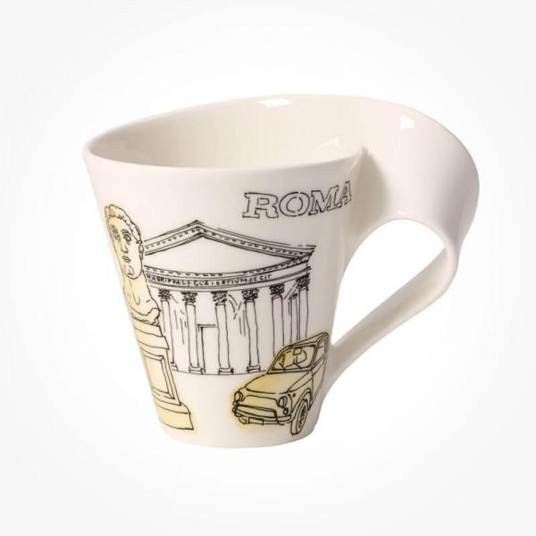 NewWave Caffe Rome Mug 0.35L