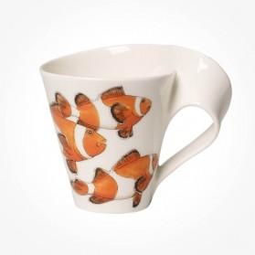 Villeroy Boch Newwave Caffe Clownfish Mug giftbox