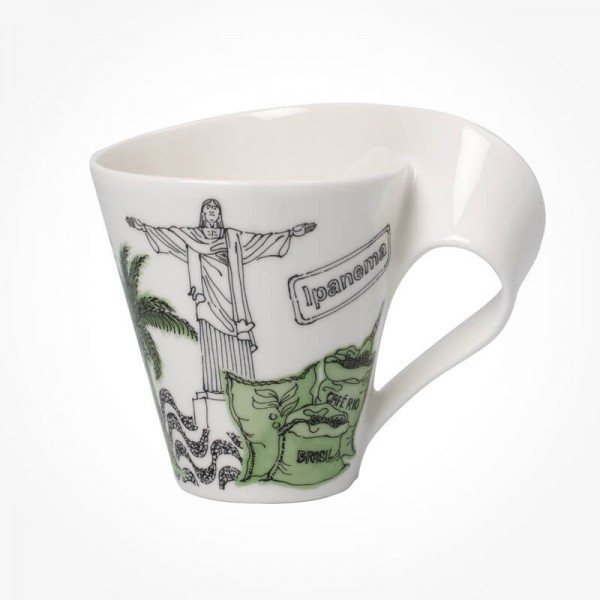 Newwave Caffe Rio de Janeiro Mug 0.35L