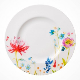 anmut flowers Flat Plate 27cm