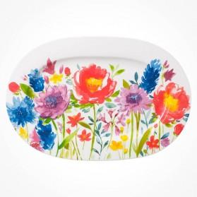Anmut flowers Oval Platter (3) 34cm