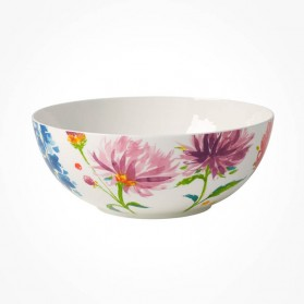Anmut flowers Salad Bowl (3) 21cm