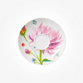 Anmut flowers Saucer Tea/Coffee cup 15cm