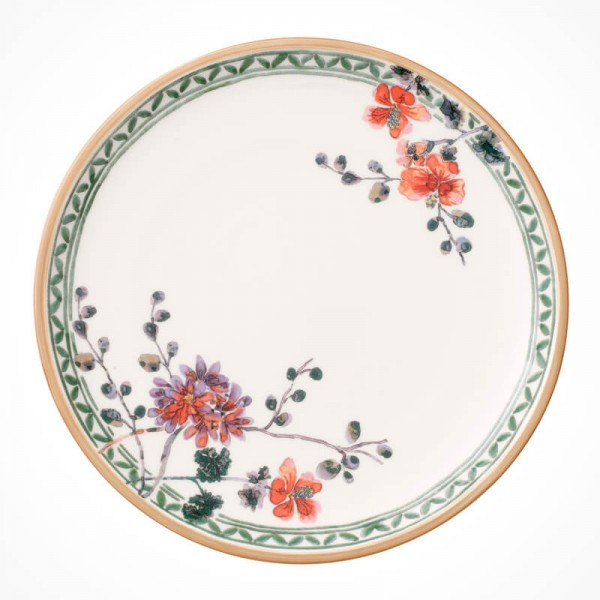 Artesano Provencal Verdure Flat plate 27cm