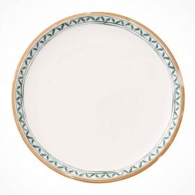 Artesano Provencal Verdure Flat plate New 27cm