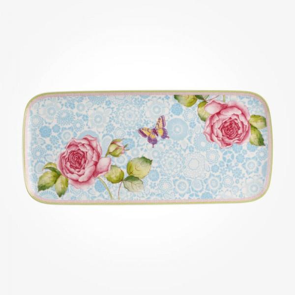 Villeroy Boch Rose Cottage Sandwich Plate 35X16