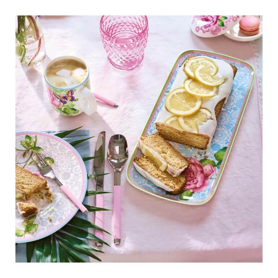 Villeroy Boch Rose Cottage Sandwich Plate 35x16cm
