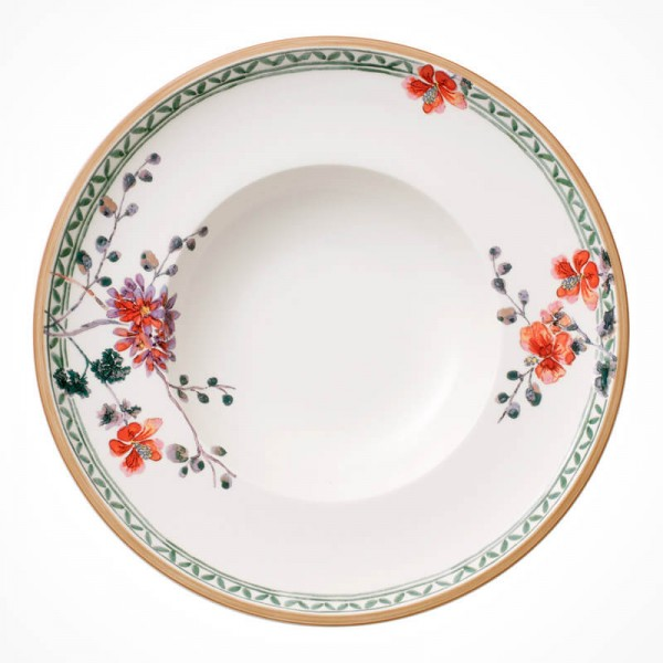 Artesano Provencal Verdure Pasta plate 30cm