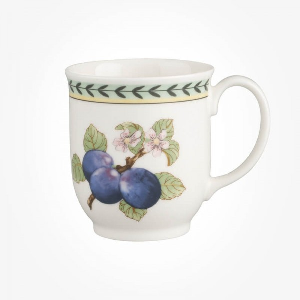 Charm & Breakfast French Garden Mug