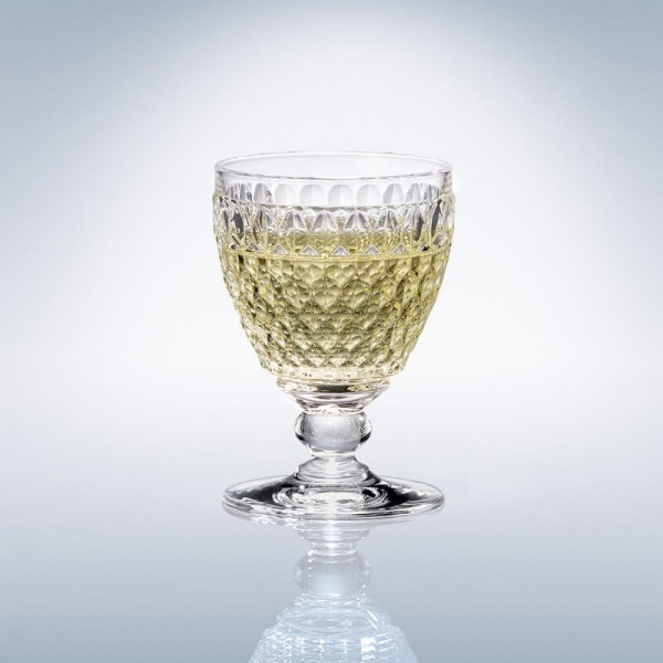 Boston Crystal White Wine Goblet 120mm