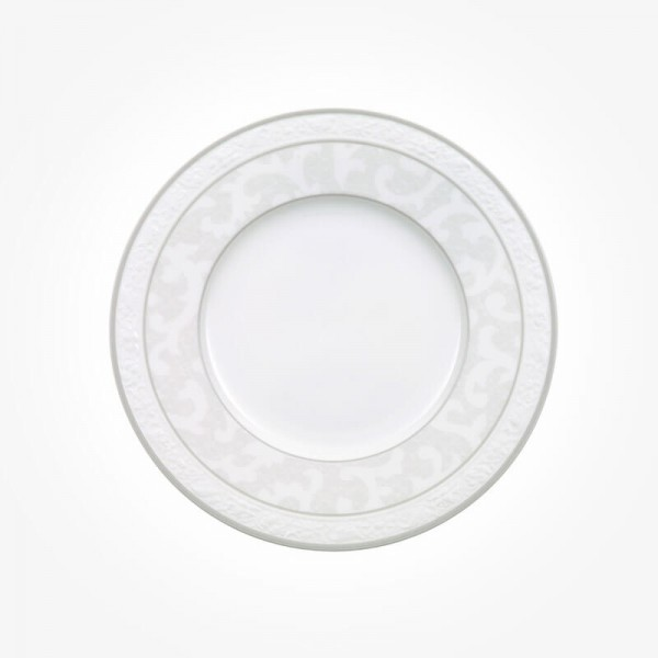 Gray Pearl Bread & butter plate