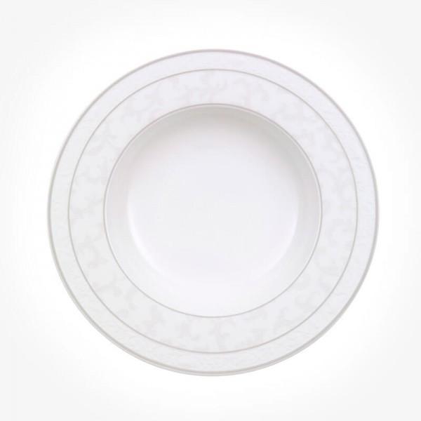 Gray Pearl Deep plate