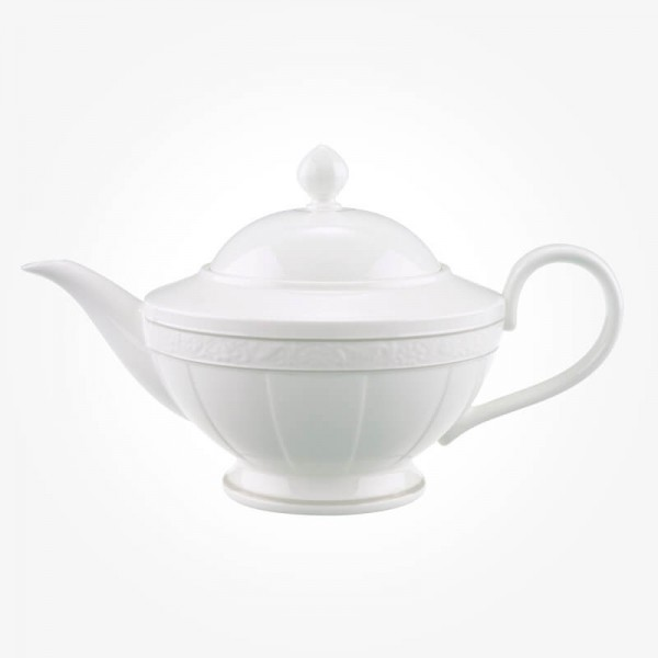 Gray Pearl Teapot 1.4L