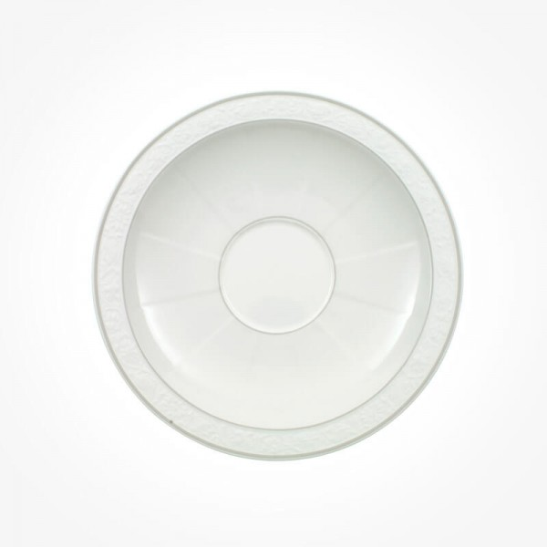 Gray Pearl Saucer breakfast cup
