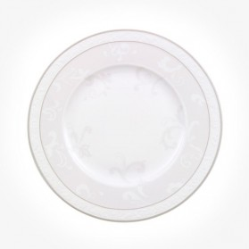 Gray Pearl Salad Plate 22cm