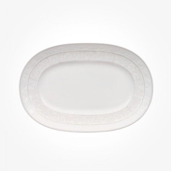 Gray Pearl Pickle Dish