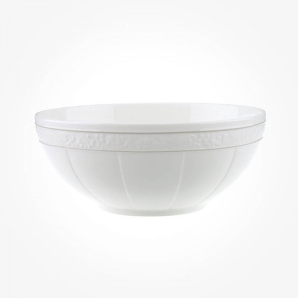 Gray Pearl Salad Bowl 21cm